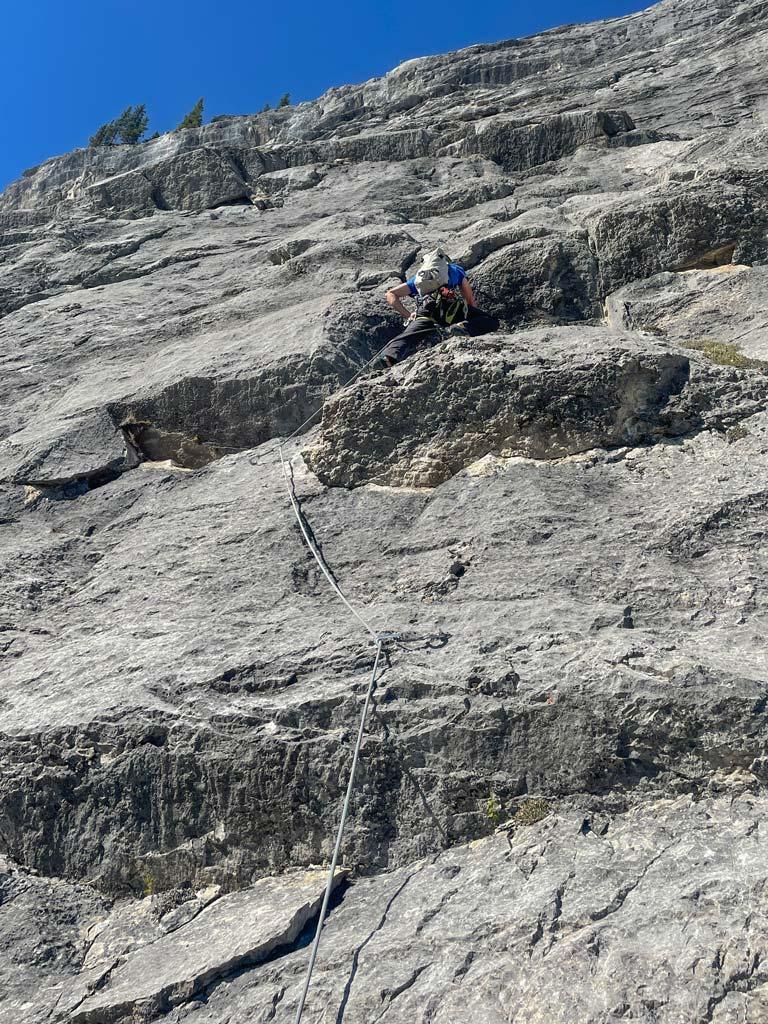Climbing P2